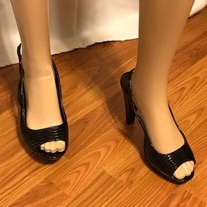 Madden Girl Slingback Heels